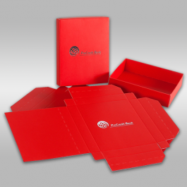 VARIOUS DUPLEX CARDBOARD BOXES 6
